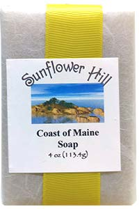 Coast of Maine Soap