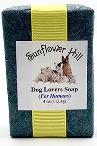 Dog Lovers Soap