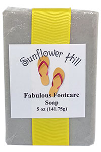 Fabulous Footcare Soap