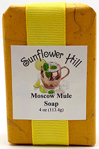 Moscow Mule Soap